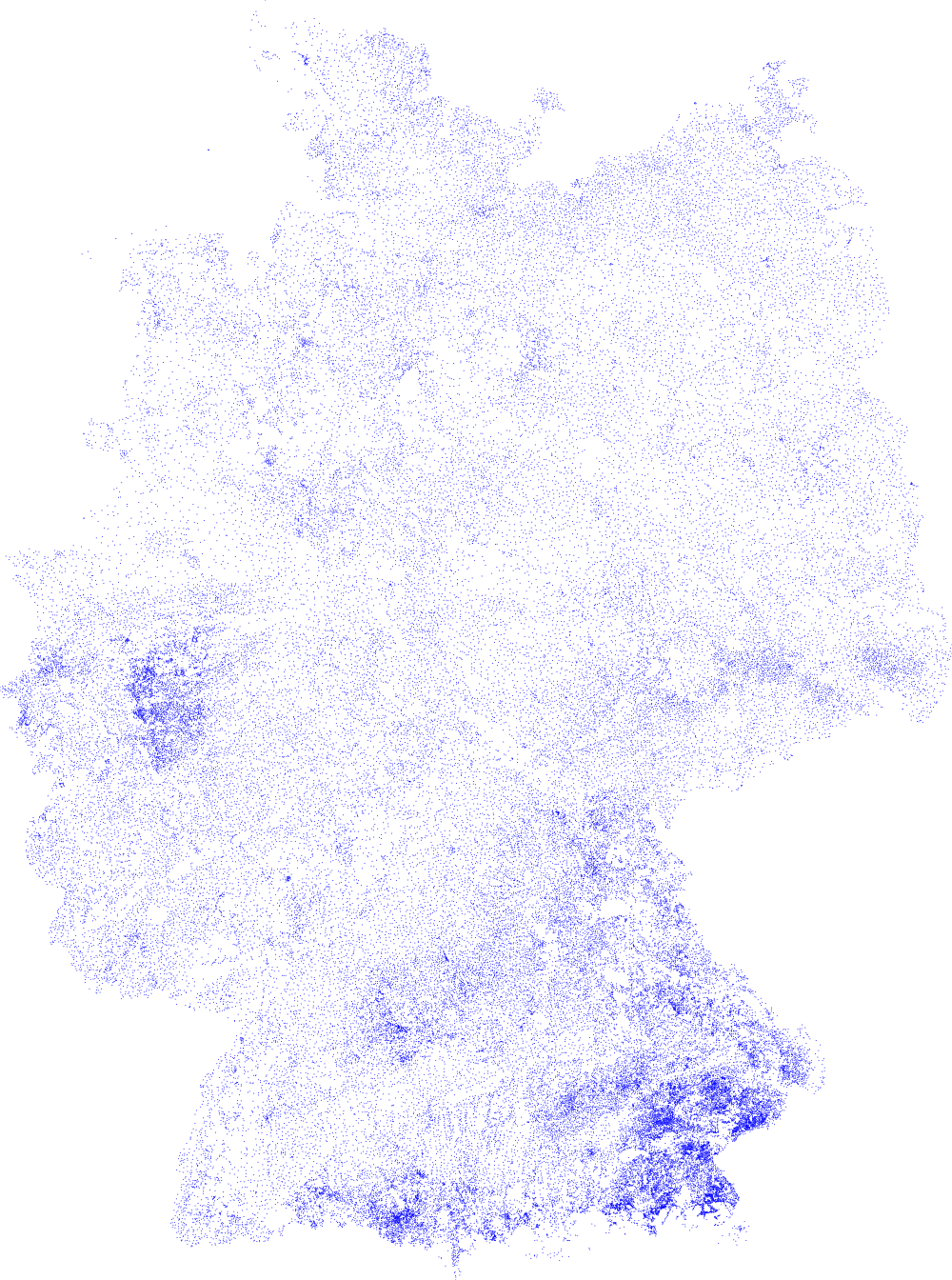 picture of all the cities of germany
