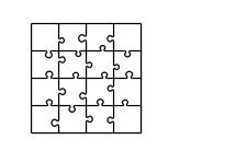 a puzzle piece